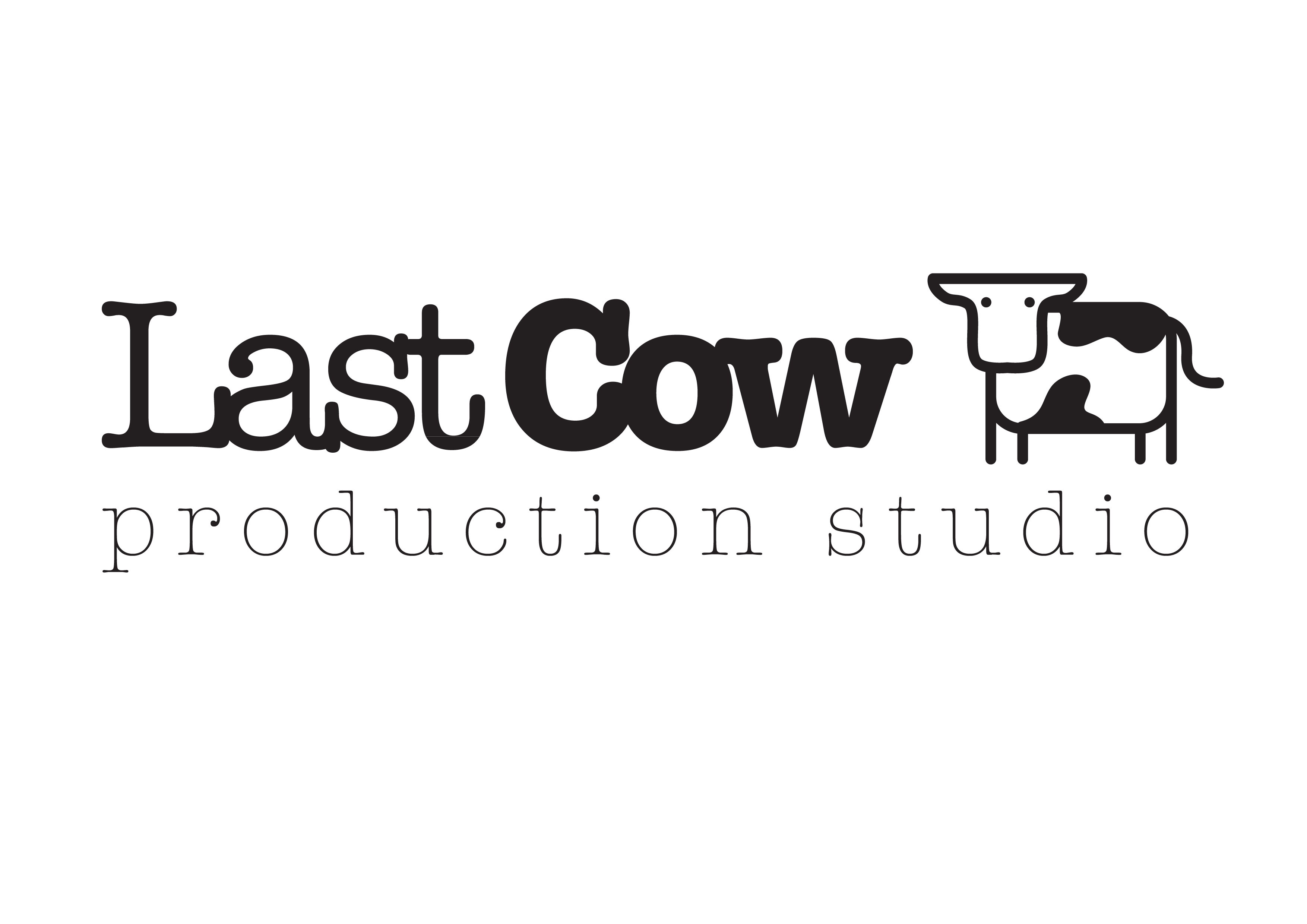 Last Cow logo