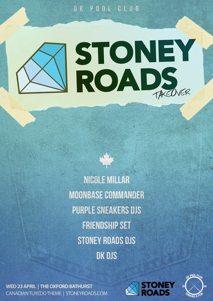DK Stoney Roads